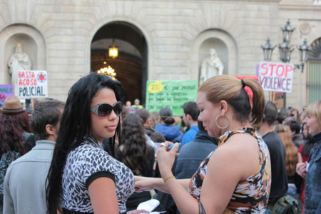 tipos de feminismo prostitutas españolas