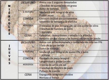 dieta estricta para percibir masa muscular