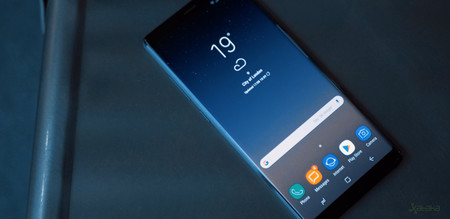 [Actualizado: el Galaxy S8 también] Los Samsung Galaxy Note 8 se actualizan con AR Emojis y cámara súper lenta