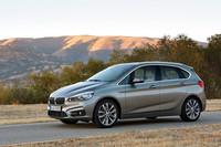 BMW Serie 2 Active Tourer - miniván con tracción delantera