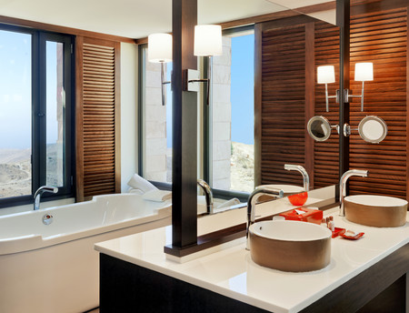 Sheraton Gran Canaria Suite Panoramic View Bathroom