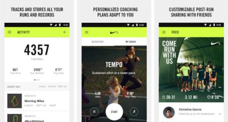 demanda Visualizar la carretera  Nike+Run Club, la nueva aplicación de Nike con planes de entrenamiento  personalizados