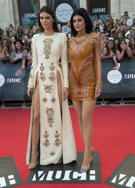 Kendall Jenner Much Music Video Awards 2014
