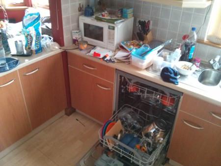 Las cocinas desordenadas ocasionan que comas de más