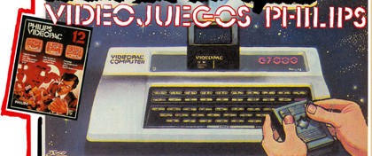 video juegos philips