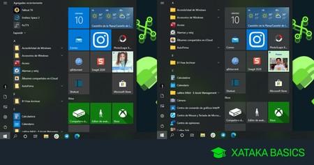 Cómo probar el nuevo menú de inicio de Windows 10 con su versión Insider paso a paso