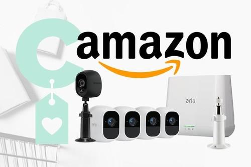 Ahora en Amazon tienes rebajada casi toda la gama de productos de videovigilancia Arlo Pro 2 de Netgear