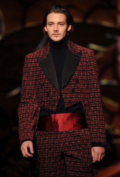 Etro Otoño-Invierno 2012/2013 en la Semana de la Moda de Milán