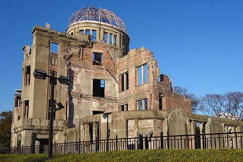 La Cúpula de la Bomba Atómica de Hiroshima o la necesidad de dejar marcadores de desechos nucleares