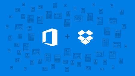 Microsoft y Dropbox se alían para integrar Office con el servicio de almacenamiento