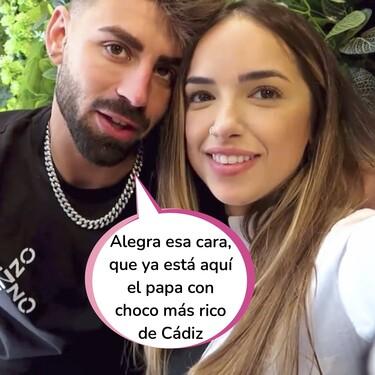 Isaac Torres da el paso definitivo en su relación con Lucía ('La Isla de las Tentaciones 3'): Se muda a Cádiz para vivir junto a ella