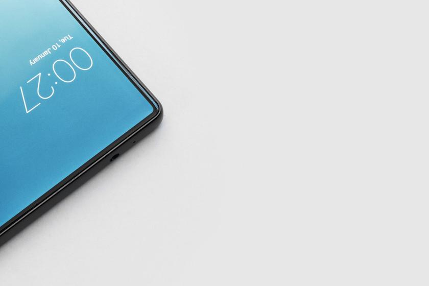 Los 10 móviles que más se acercan a la idea de diseño \'sin marcos\'