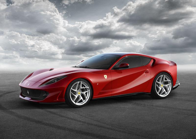 Foto de Ferrari 812 Superfast (1/5)