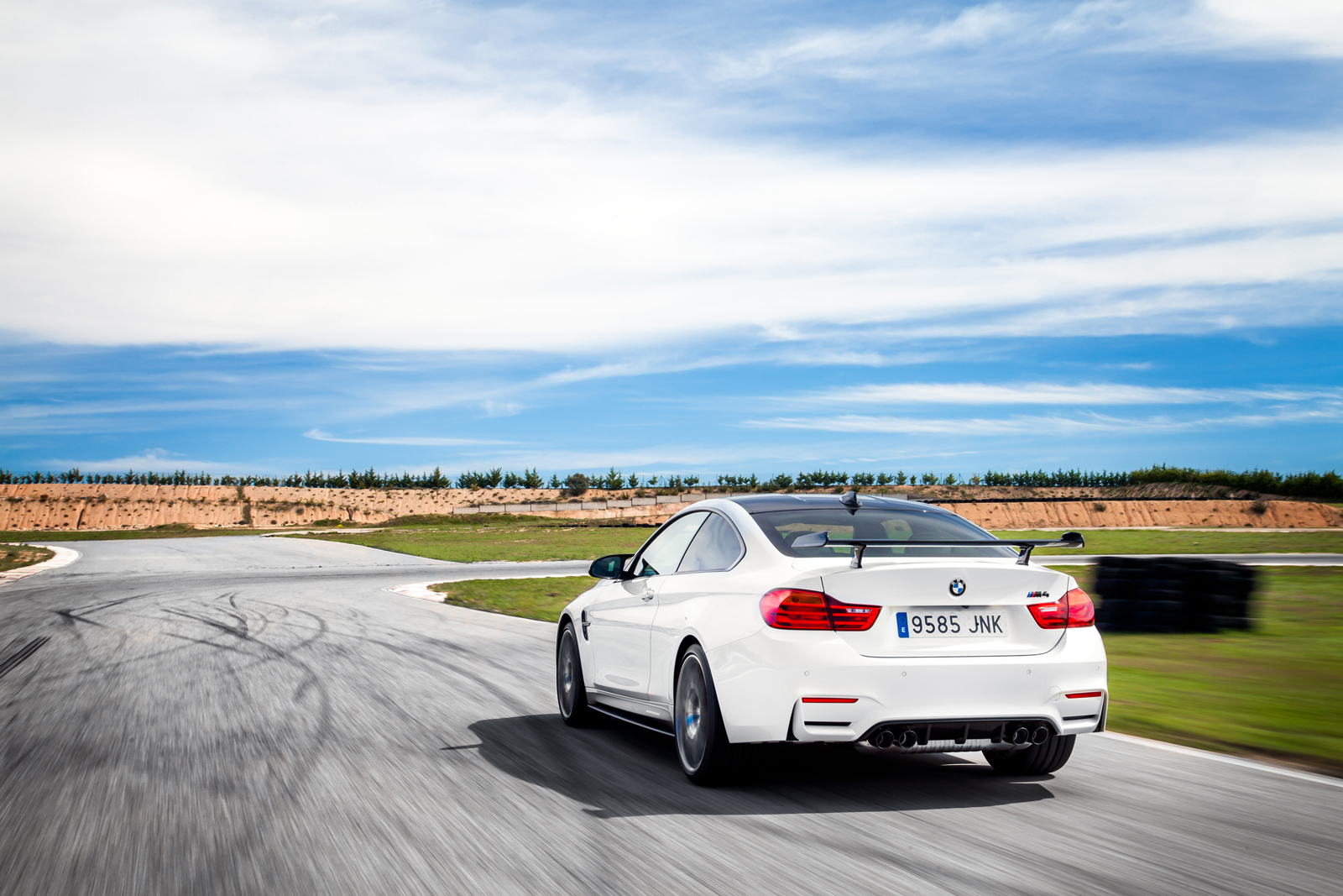 Foto de BMW M4 CS (21/60)