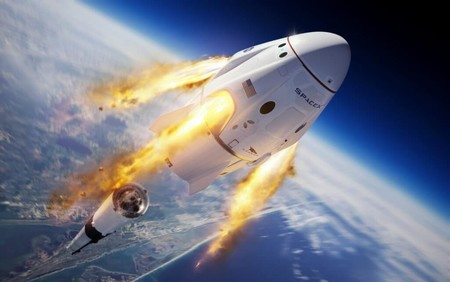 SpaceX y la privatización del espacio