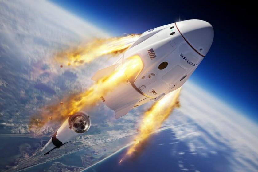 SpaceX prepara el primer vuelo tripulado de su Crew Dragon para el 7 de mayo: la dependencia de la Soyuz toca a su fin