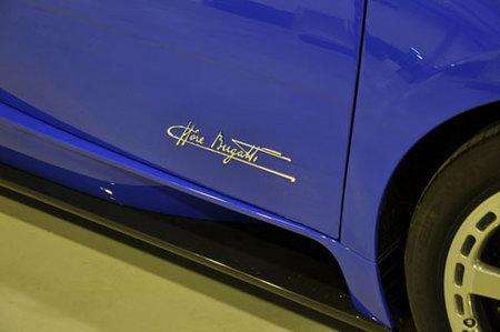 Ettore Bugatti Veyron, la enésima edición especial para Dubai