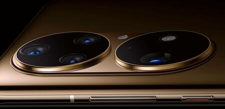 Huawei 50: detalles filtrados de sus cámaras anticipan la llegada de un sensor de 50 megapíxeles y una pulgada
