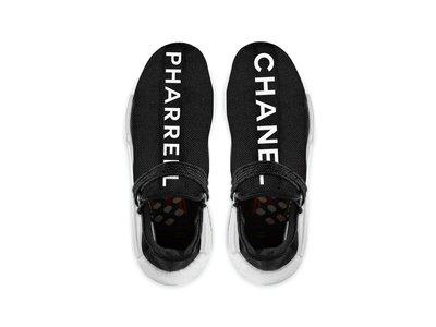 Se filtra una colaboración a tres bandas para lanzar las sneakers del futuro: Chanel x Pharrell x adidas Originals