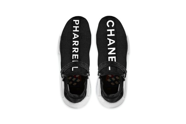 Chanel Adidas Pharrell 2