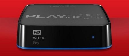 El Western Digital TV Play quiere hacerse un hueco en nuestros salones