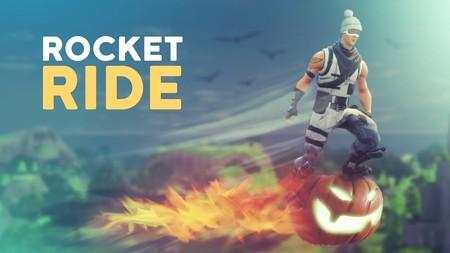 Fortnite: Battle Royale abraza de forma oficial  el uso del lanzacohetes como vehículo y anuncian novedades