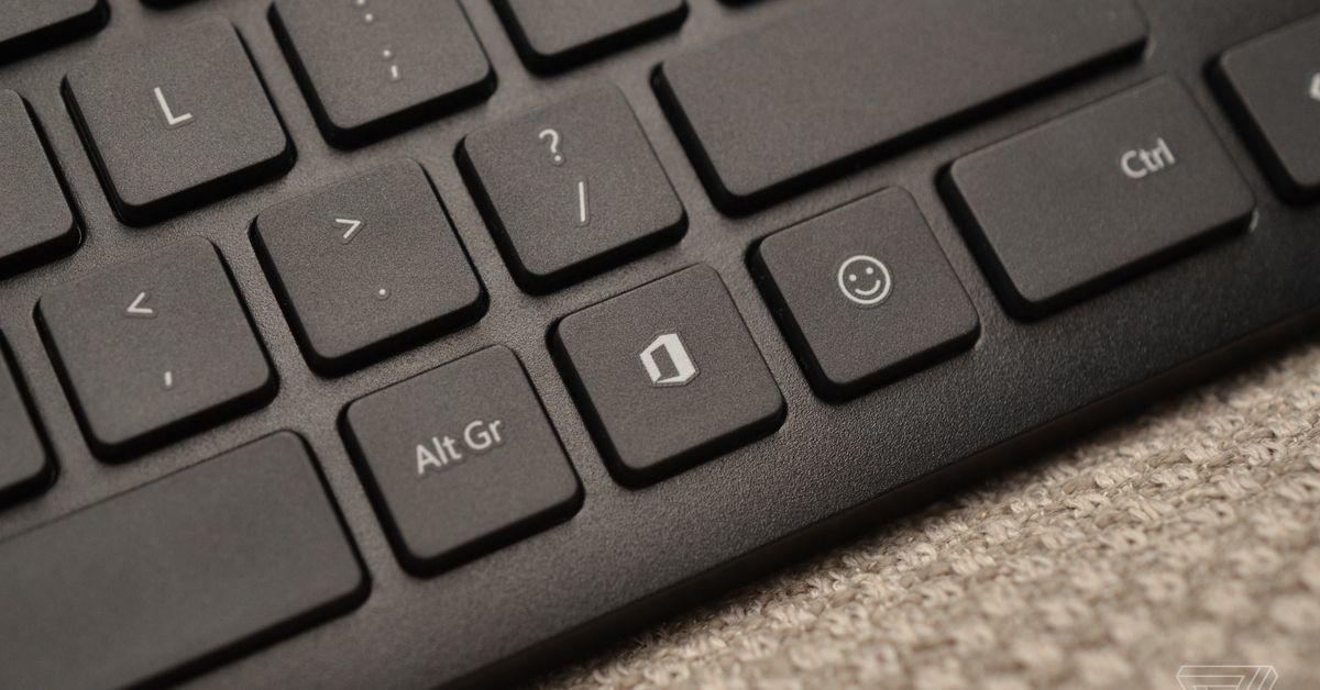 La evolución de los teclados ya está aquí: ahora tienen un botón dedicado a emojis