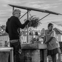 Óscar 2019 | Alfonso Cuarón es el mejor director por 'Roma'