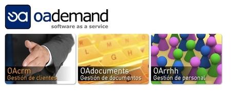 OAdemand, soluciones SaaS para pymes