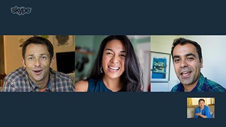 Skype anuncia la gratuidad de las videoconferencias múltiples a través del servicio