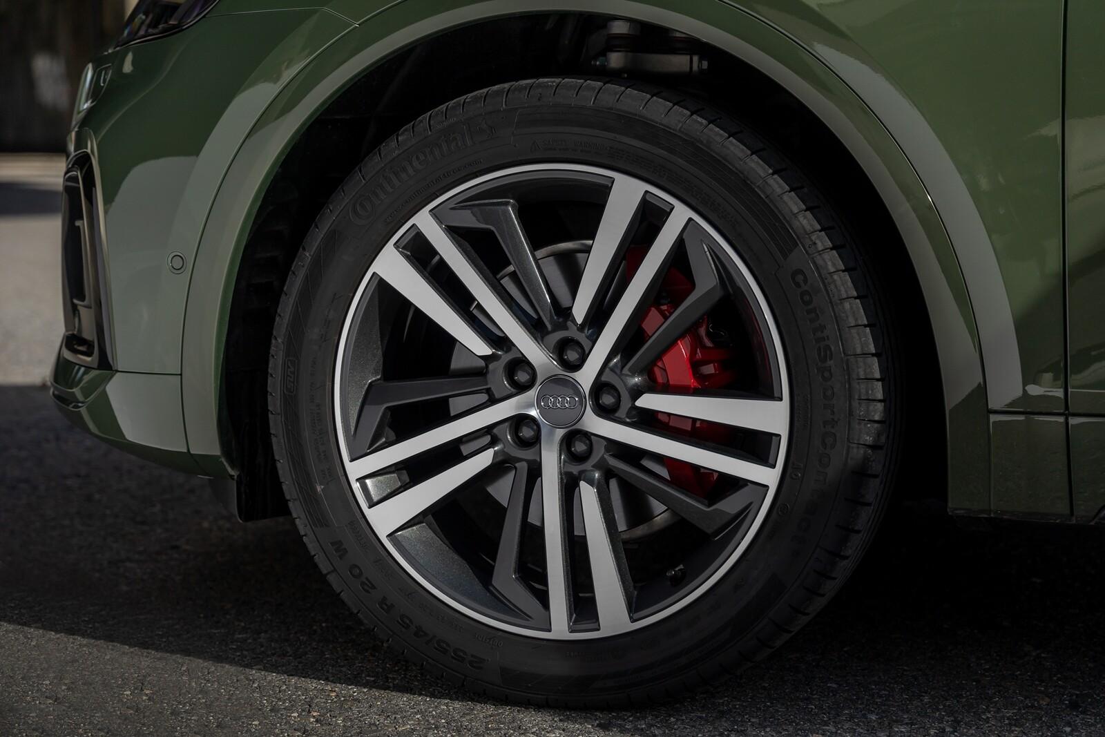 Foto de Audi Q5 2020, prueba (30/52)