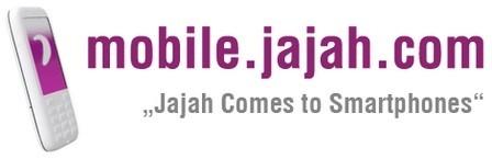 Llama gratis desde el móvil con JAJAH Mobile Web
