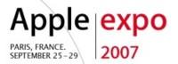 Apple Expo 2007: ¿Preparada para la presentación de nuevos productos?