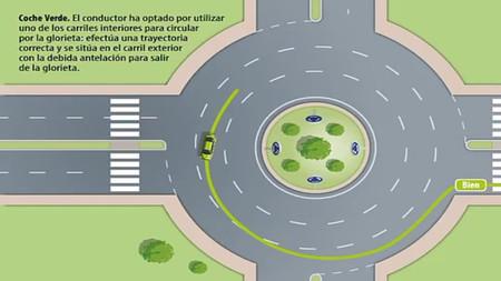 El vídeo sobre cómo conducir en rotondas que ha sacado la Guardia Civil, ideal para discutir con tu cuñao