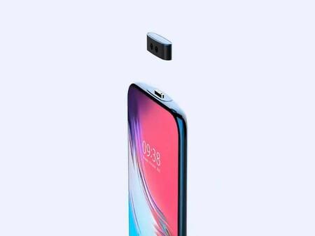 Diseño modular con cámara removible: la nueva loca idea para los smartphones del futuro, mostrada en el vivo IFEA