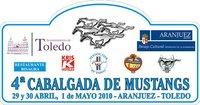 La Cabalgada de Mustangs 2010 pasará por Toledo