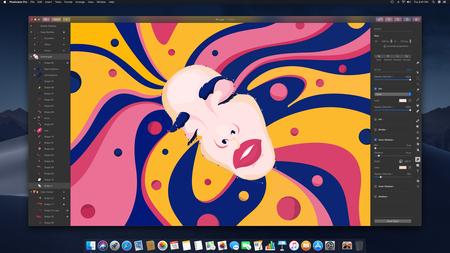 """Pixelmator Pro se actualiza con un """"modo claro"""" y plena sintonía con macOS Mojave"""