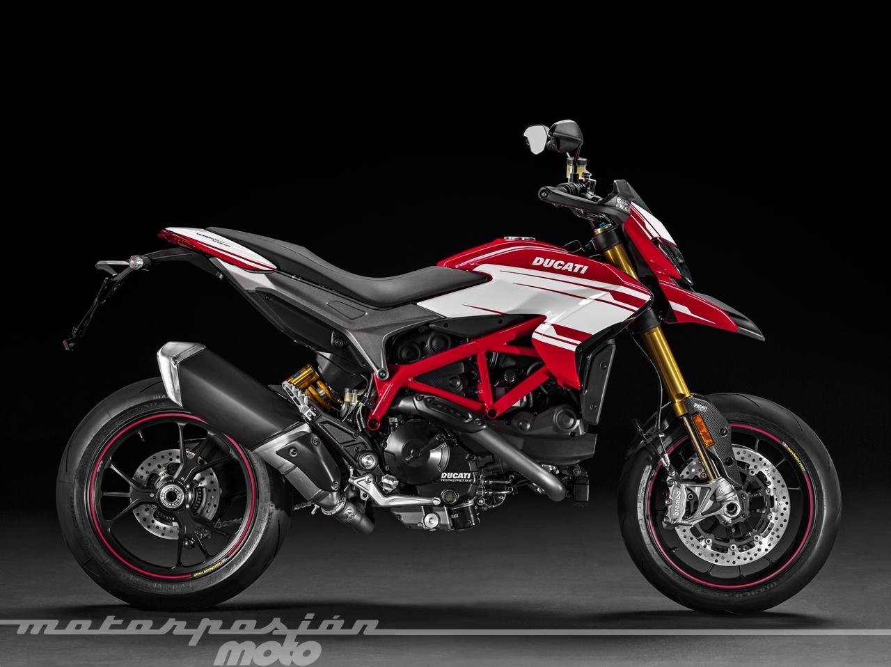 Foto de Ducati Hypermotard 939 SP (2/25)