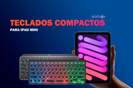 """Transforma tu iPad mini (2021) en un pequeño """"ordenador portátil"""" con uno de estos siete teclados Bluetooth súper compactos"""