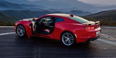Nuevo Chevrolet Camaro Llegara Hasta 2026 1