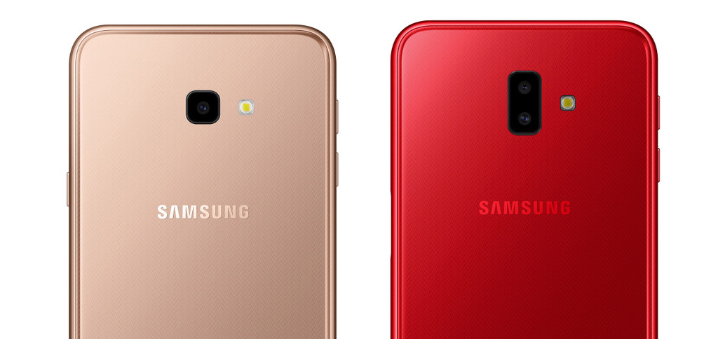 Samsung Galaxy J4+ and Galaxy J6+ come to Spain: prices and availability-official
