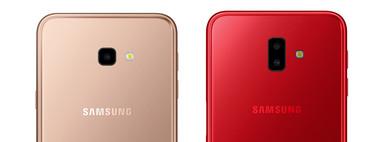 Samsung Galaxy J4+ y Galaxy J6+ llegan a España: precio y disponibilidad oficiales