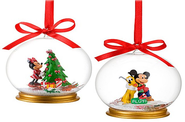 Adornos navide os de los personajes de disney for Articulos de decoracion para navidad