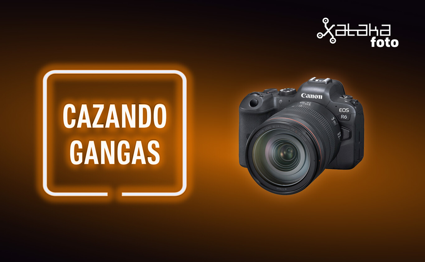Canon EOS R6, Samsung Galaxy S21 5G y más cámaras, móviles, ópticas y accesorios al mejor precio en el Cazando Gangas previo al Amazon Prime Day