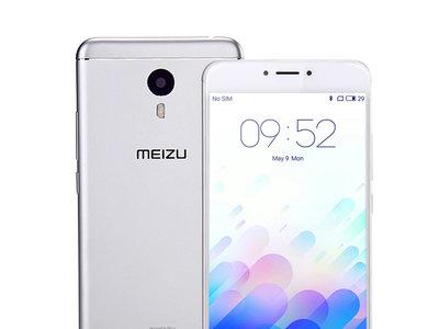 Smartphone Meizu M3s por 109 euros y envío gratis desde España