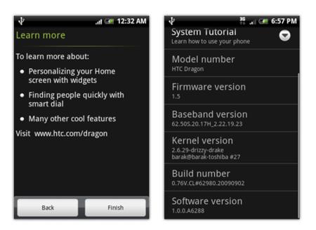 HTC Dragon, compendio de rumores e imágenes