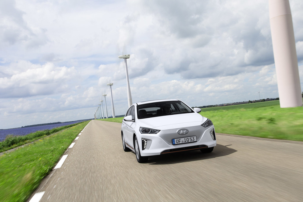Hyundai apuesta por los vehículos eléctricos en su estrategia de producto a corto plazo