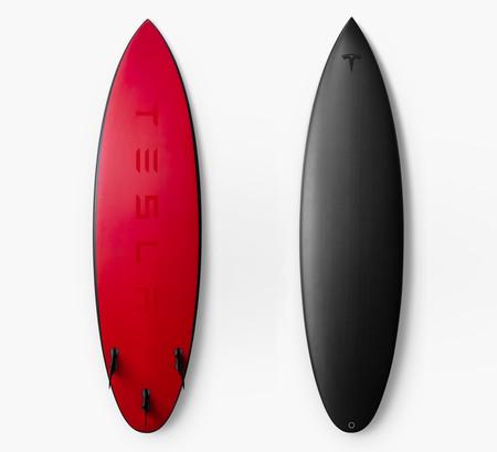 Tesla Surfboard 2