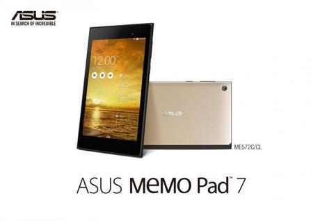 ASUS presenta el MEMO PAD 7