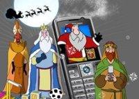 Llama a los Reyes Magos con Movistar